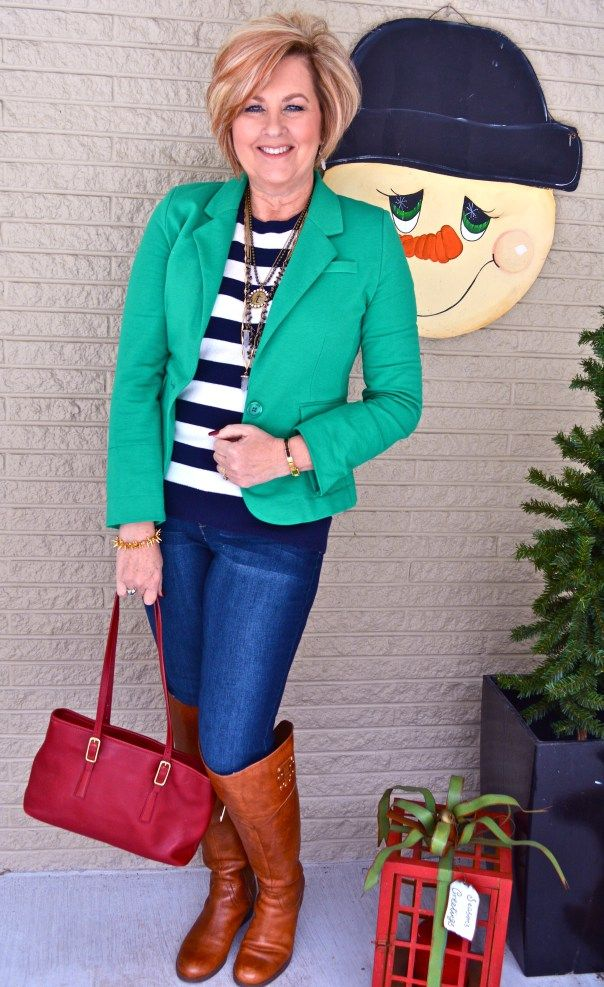 How To Wear Stripes | me | Fashion, 50 is not old, How to wear