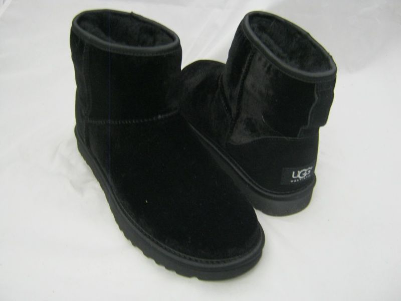 black velvet uggs