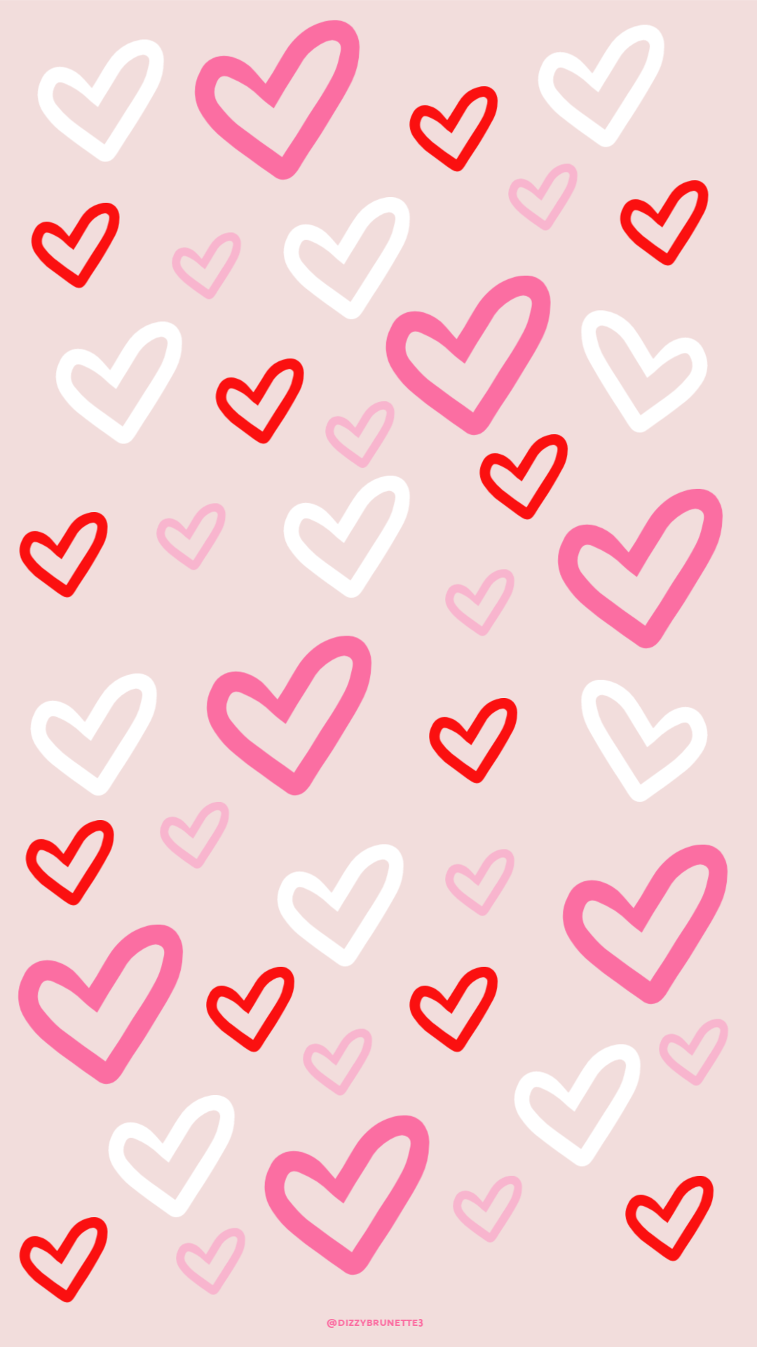 Free Phone Wallpapers - February Edition - Corrie Bromfield