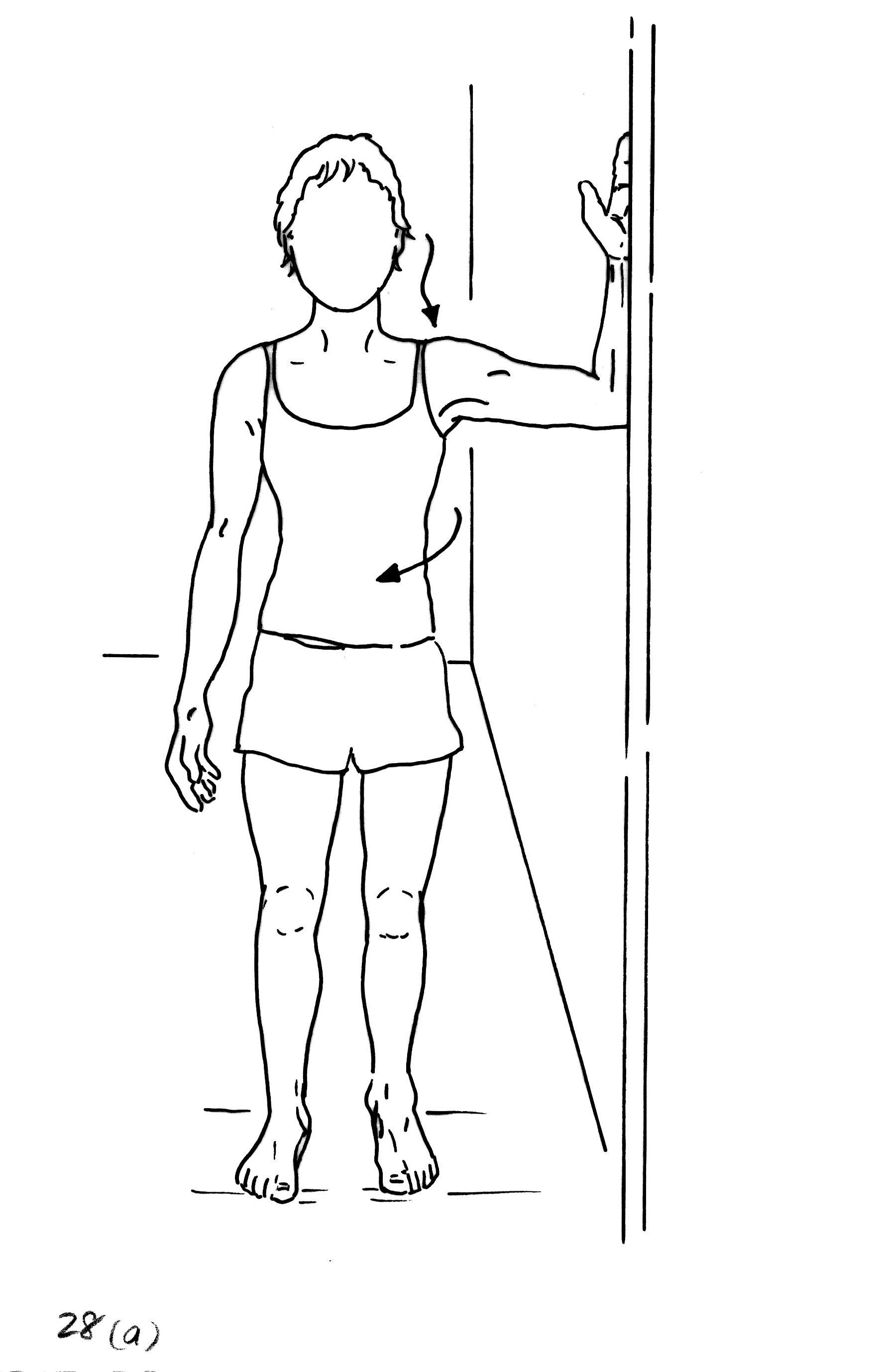 Image Result For Pec Stretch