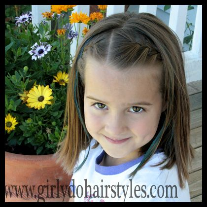By Jenn Hair Coloring Beans Teaches Hair Styles Growing Out Bangs Kids Hairstyles