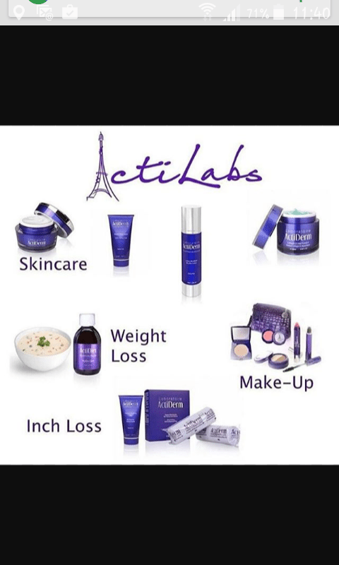 Actilabs Ambassador I Am Putting My Acti Labs Team Back
