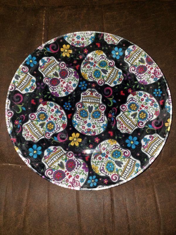 Modge Podge Dollar Tree Decorative Plate | Modge podge ...