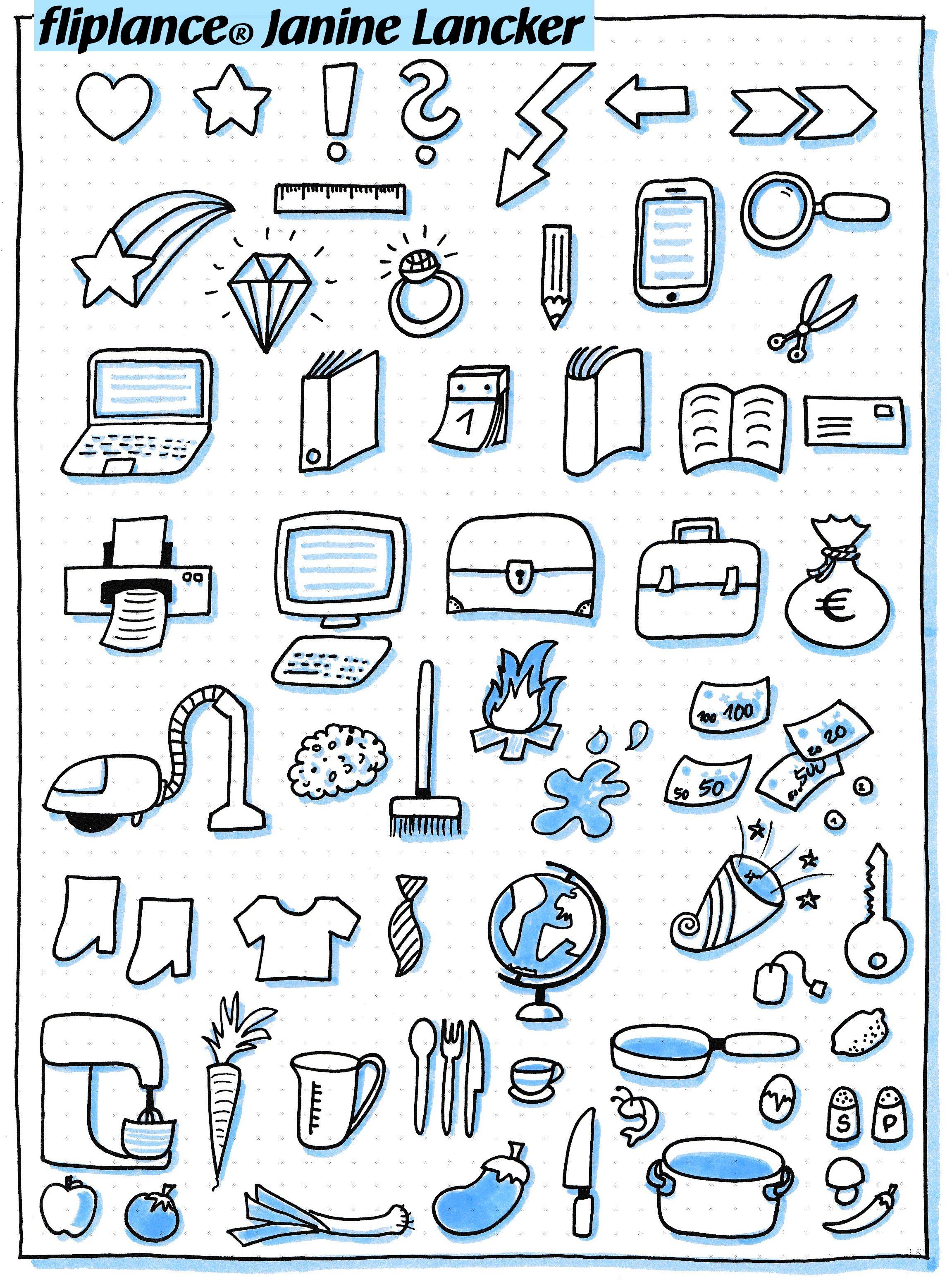 Gegenstände zeichnen #computer