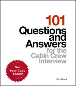 how to easily give outstanding answers to cabin crew interview questions - Airline Pilot Job Interview Questions And Answers