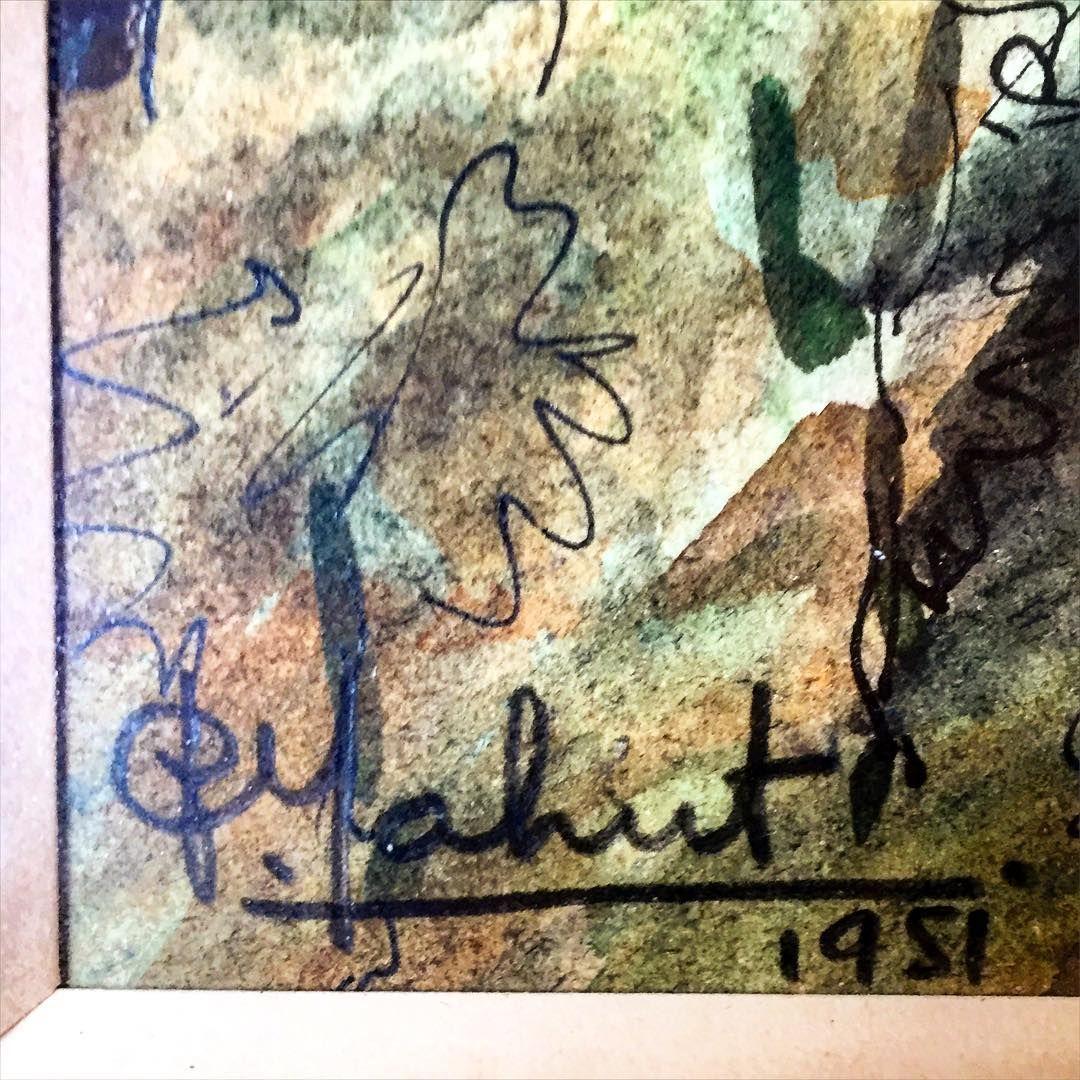 P. Mahut, 1951 #bromance2016  (at Maison Numero Neuf)