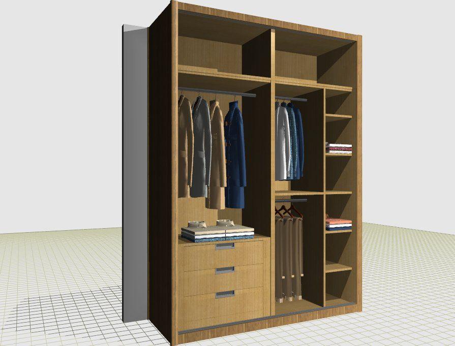Photo Closet 5 Custom Closet Design Bedroom Closet Design