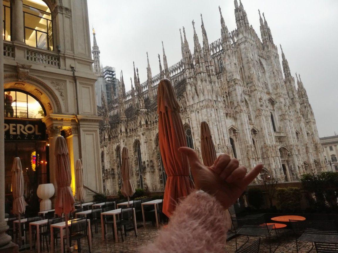 Milano City Terrazza Aperol Luoghi Da Visitare Luoghi E