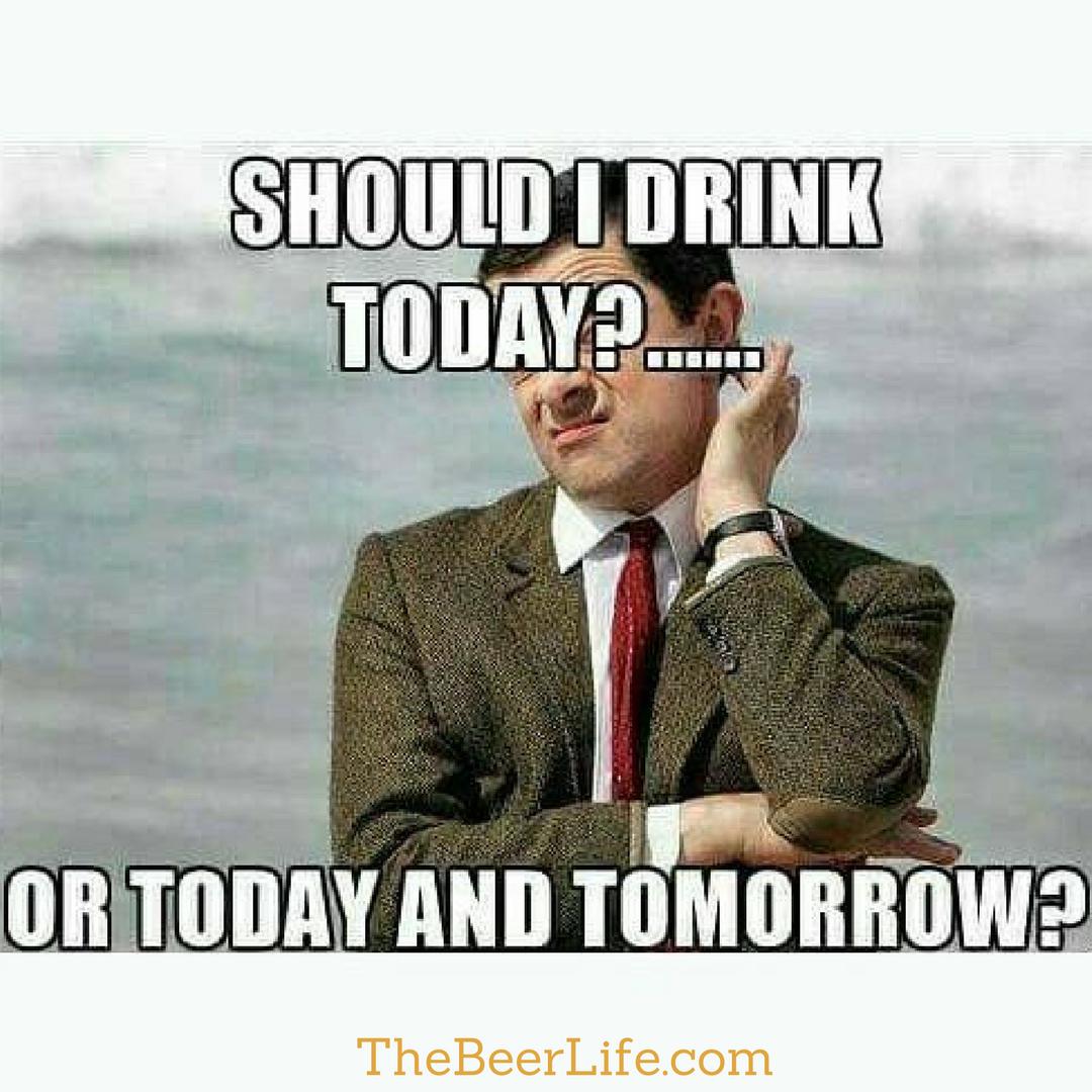 Tough Decision To Make Beerhumor Mr Bean Funny Mr Bean Happy Birthday Meme