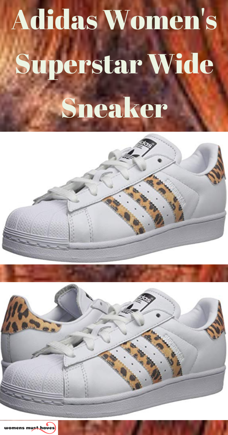 b923d0ffbec Adidas Women s Superstar Wide Sneaker Best shoes for all occasions our top  sellers Women s Sneaker High-Heeled Fashion Canvas Shoes High Pump Lace up  Wedges ...