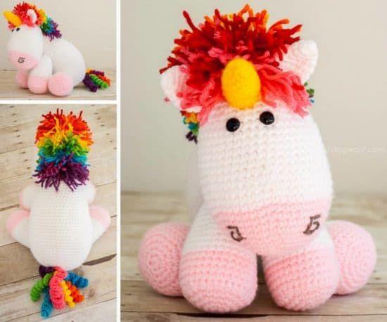 Unicorn Crochet Pattern The Best Collection Unicorns Crochet And Mesmerizing Unicorn Crochet Pattern