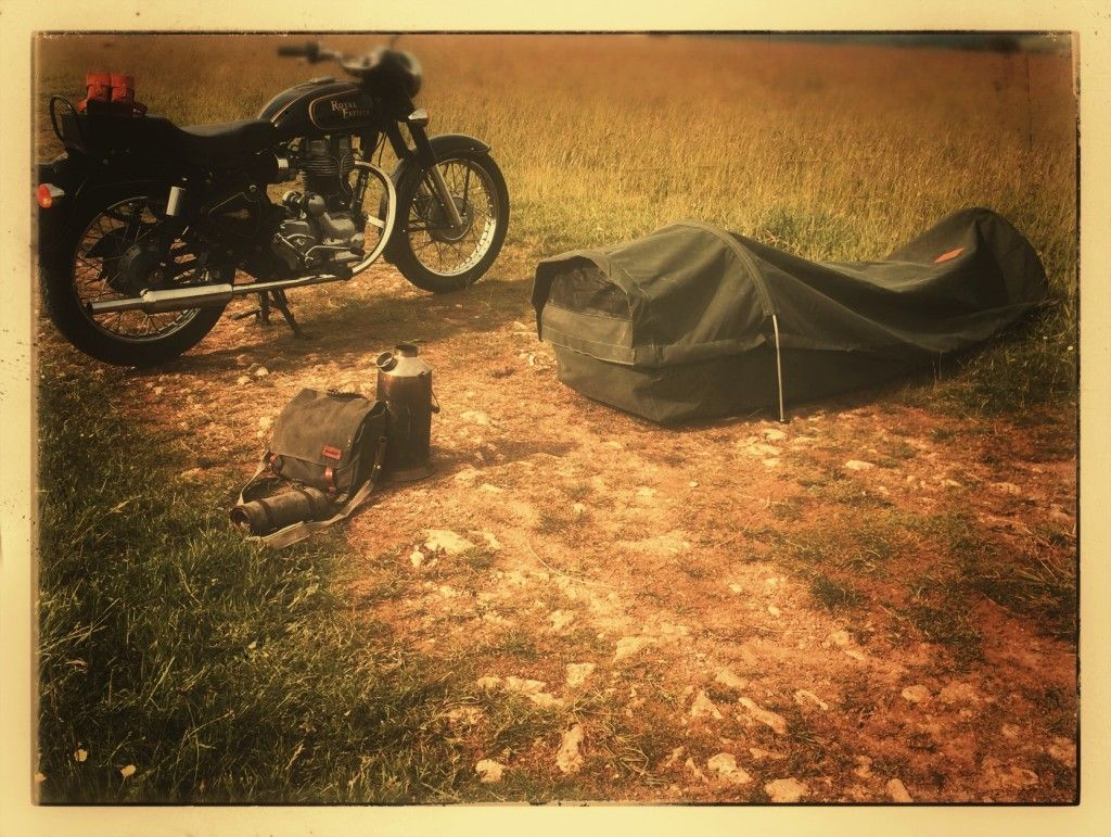 Canvas Bedrolls for Bikers | Grand canyon camping, Red ...