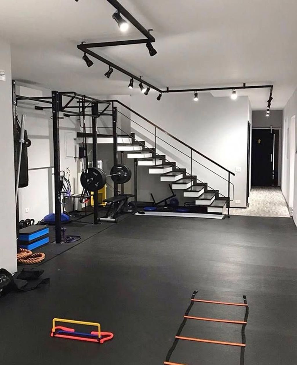 31 Gorgeous Home Gym Design Ideas Make You Keep Healthy
