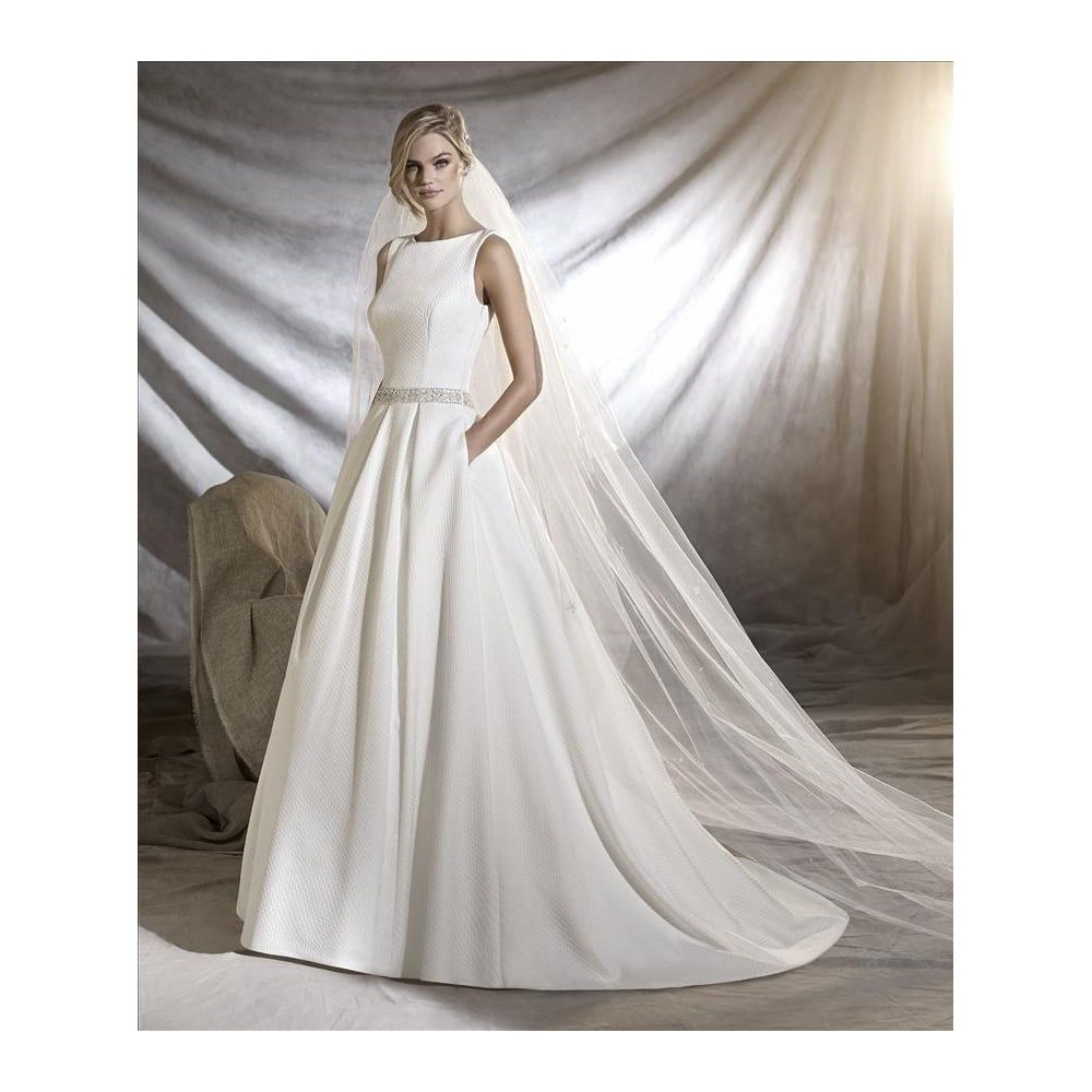 wedding in 2017 | ... Gowns › Pronovias › Pronovias 2017 Collection ...