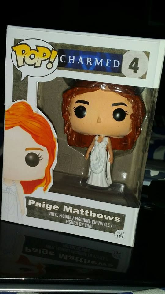 Charmed Paige Matthews Made By Https Www Facebook Com