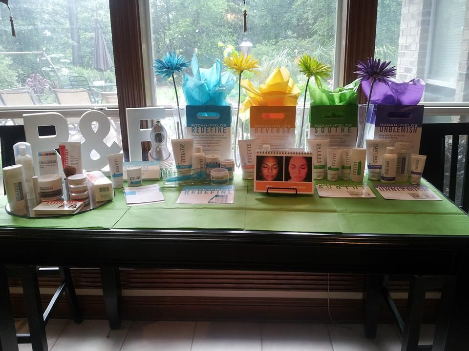 explore rodan and fields launch party and more