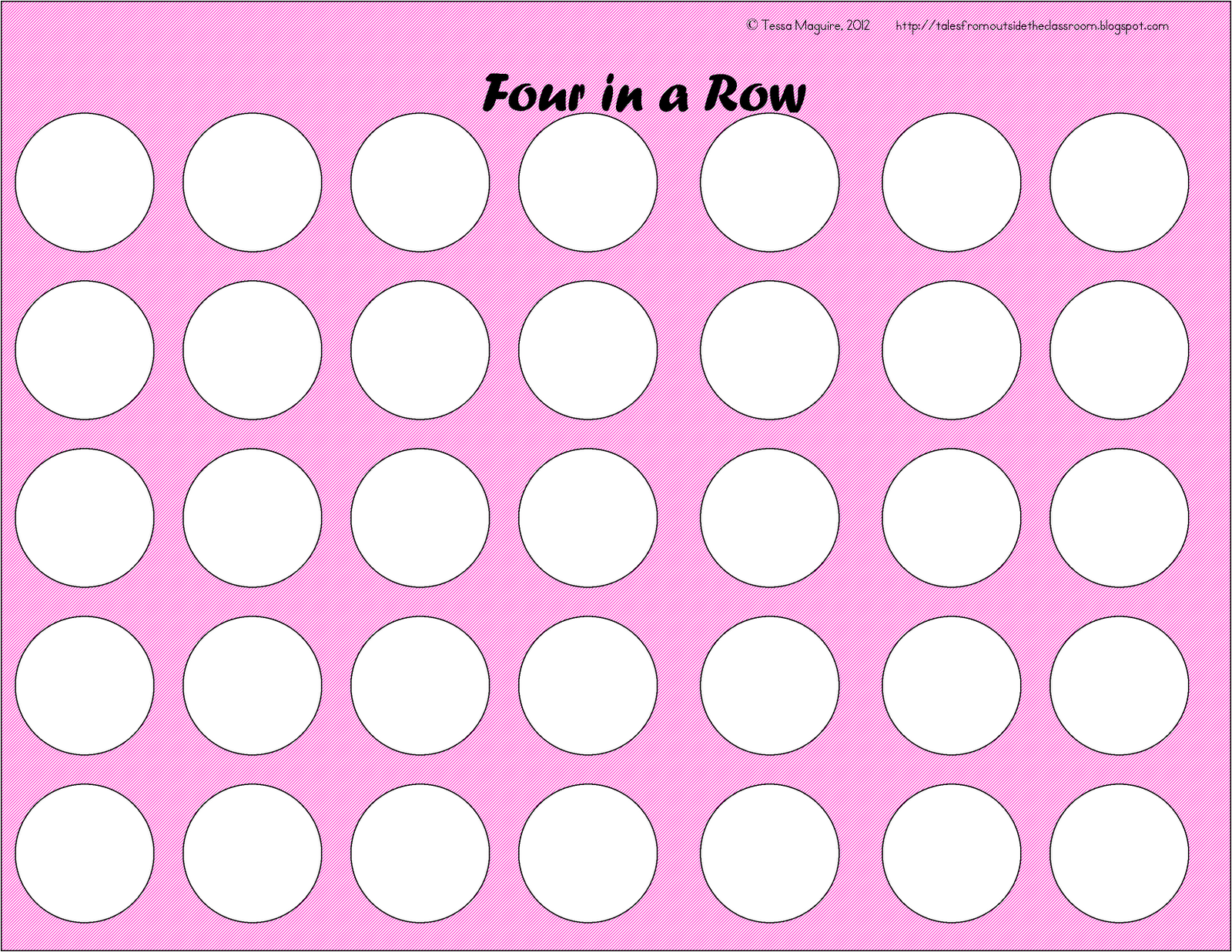 Best Connect Four Template Pictures >> Giant Connect Four Game. I ...