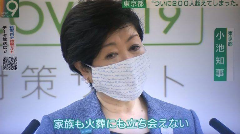 小池百合子マスクコレクション