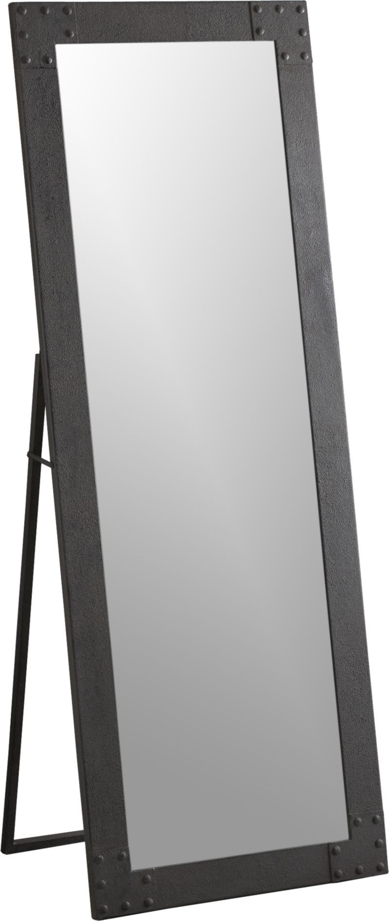 Full Length Mirror Comes Off The Wall And Into The Room In