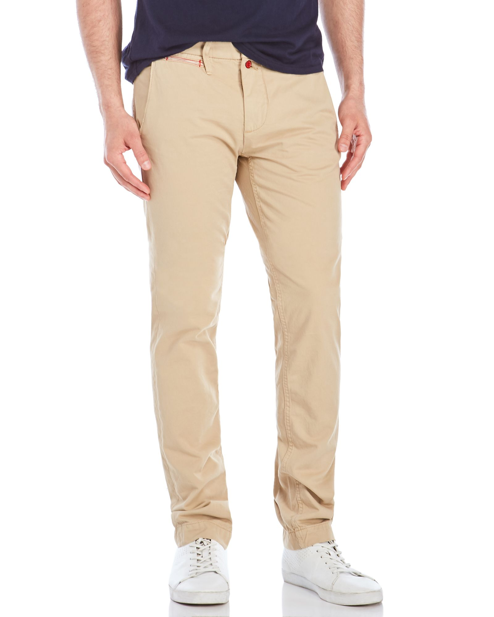 Curated Andy Khaki Pants