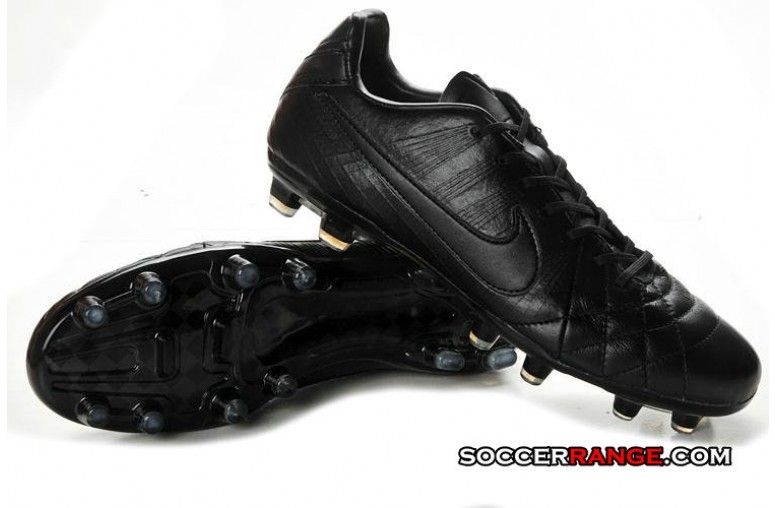 New Nike Tiempo Legend IV Elite FG Blackout Soccer Cleats For sale at http:/