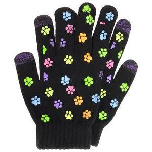 Paws Galore™ Touchscreen Gloves : The Animal Rescue Site