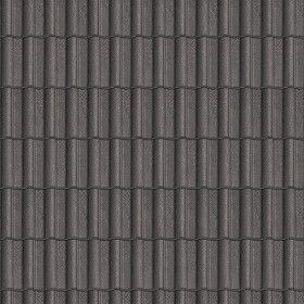 Textures Texture Seamless Concrete Roof Tile Texture