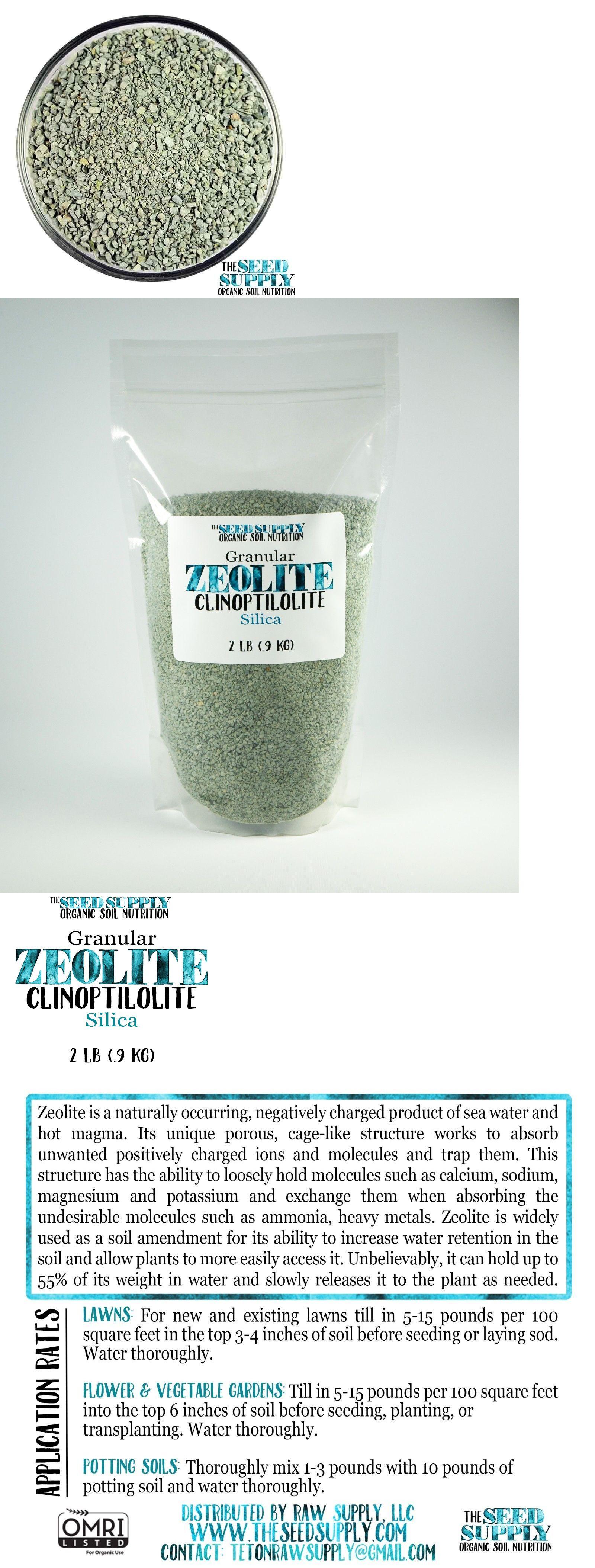 Soil And Soil Amendments 159406 2 Pound Granular Clinoptilolite