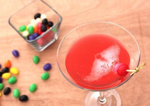 The Bunny Drop Martini [RECIPE]