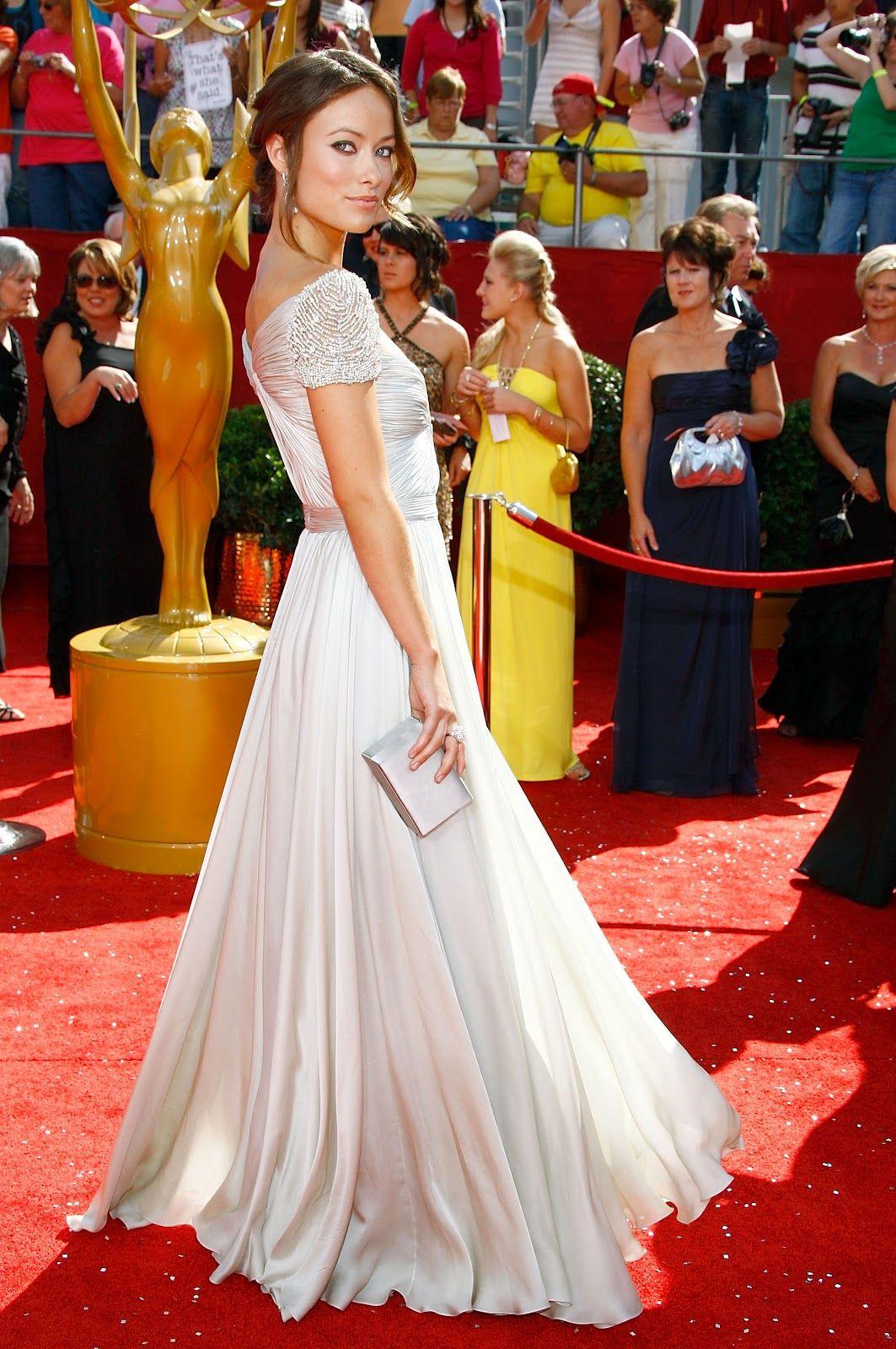 Elie Saab Olivia Wilde Dress Google Search Celebrity Dresses Chiffon Evening Dresses Red Carpet Dresses [ 1600 x 1063 Pixel ]