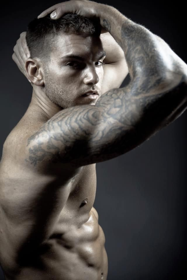 Brian Laferriere by Jorge Freire. Inked Tattoos. Bulge | Brian ...
