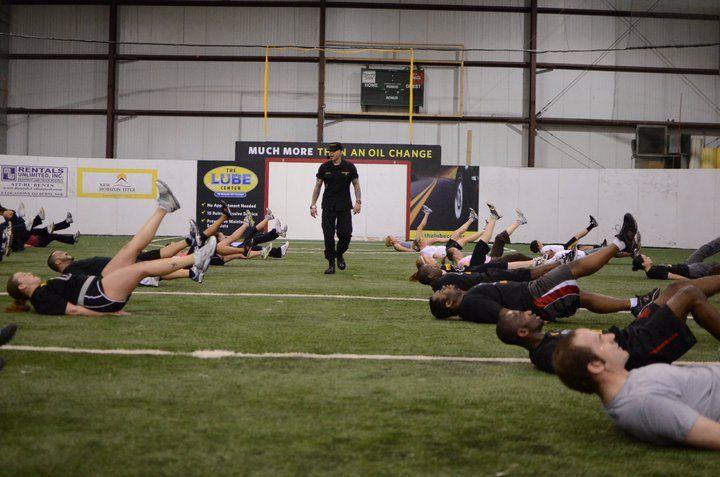 Soldierfit Frederick Indoor Sports Center Indoor Sports Sports Training Center