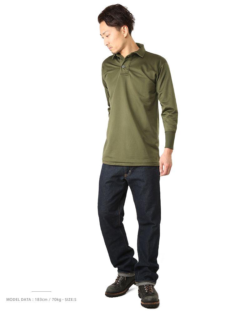 【楽天市場】実物 新品 米軍83年製 OD スリーピングシャツ:ミリタリーセレクトショップWIP
