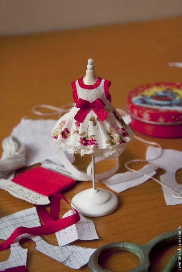Maos que Criam by Maria Luiza: Mini vestidinho com pap e molde