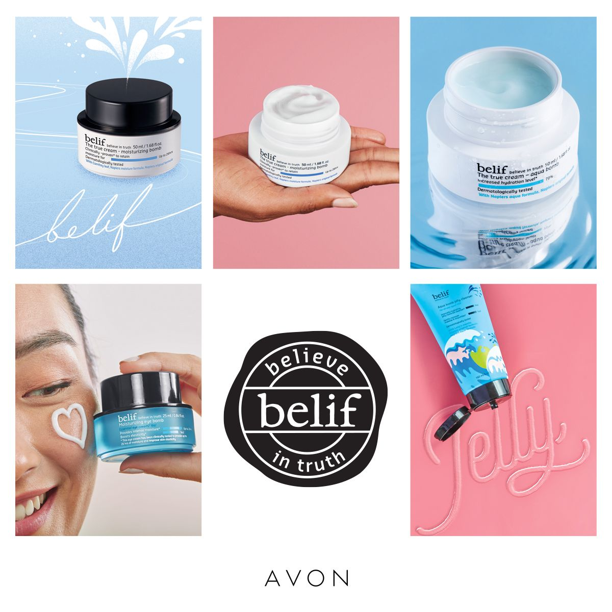 Belif combines time-trusted apothecary herbal traditions with modern Korean skin science. #believeintruth #belif #avonbeautyboss…