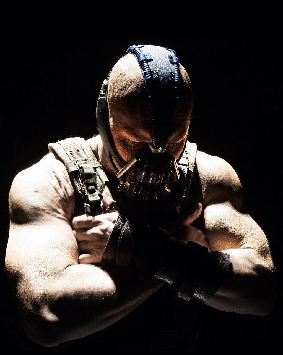Bane You Merely Adopted The Darkness I Was Born In It Molded By