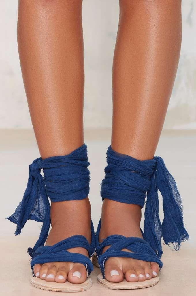 0ba8902a1466 Brother Vellies Zanzibar Leather Sandal - Shoes