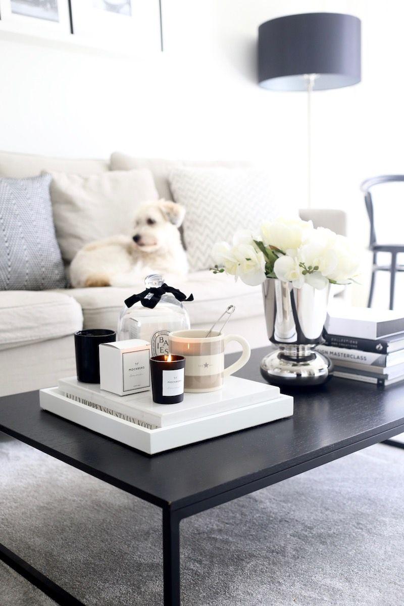 Haaste Mika Tekee Arjesta Ylellista Table Decor Living Room Decor Coffe Table Decor