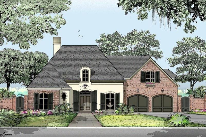 house plans pinterest house plans french country house plans and