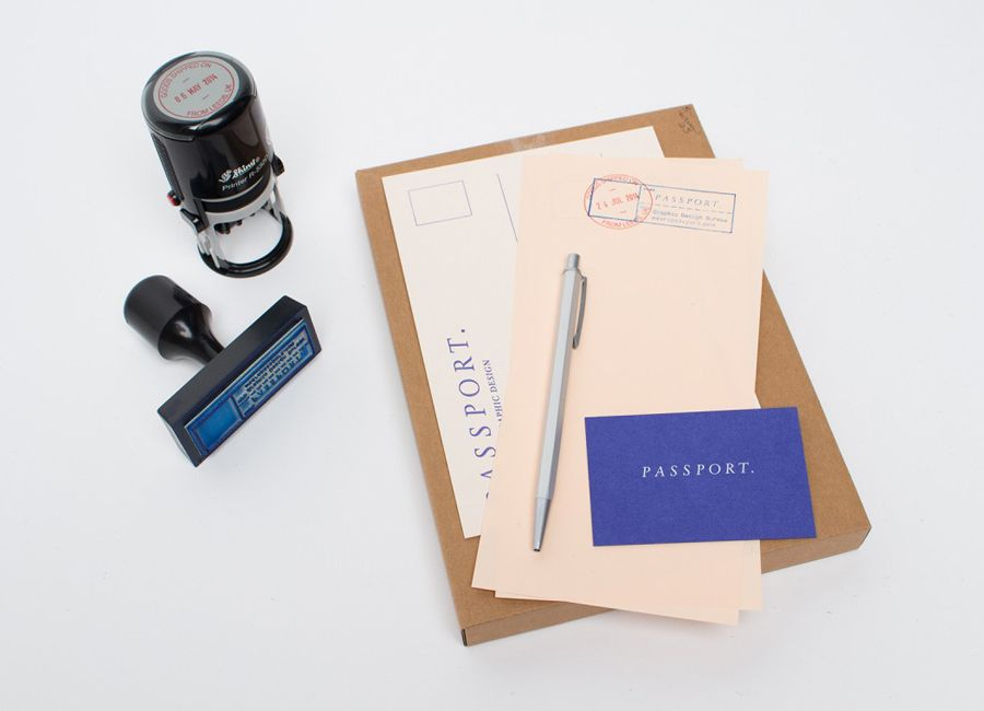 New Brand Identity for Passport - BP&O | Leeds, Business cards and ...