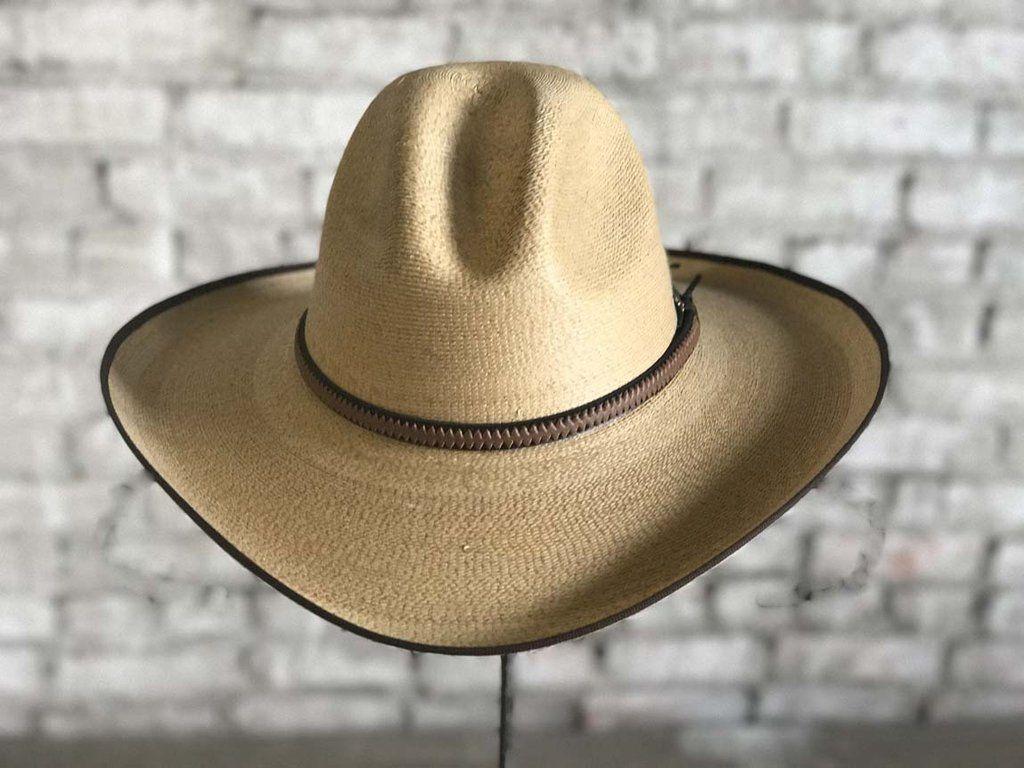 Fine Palm Straw Golden Gus Western Cowboy Hat Cowboy Hats Mens Cowboy Hats Western Cowboy Hats