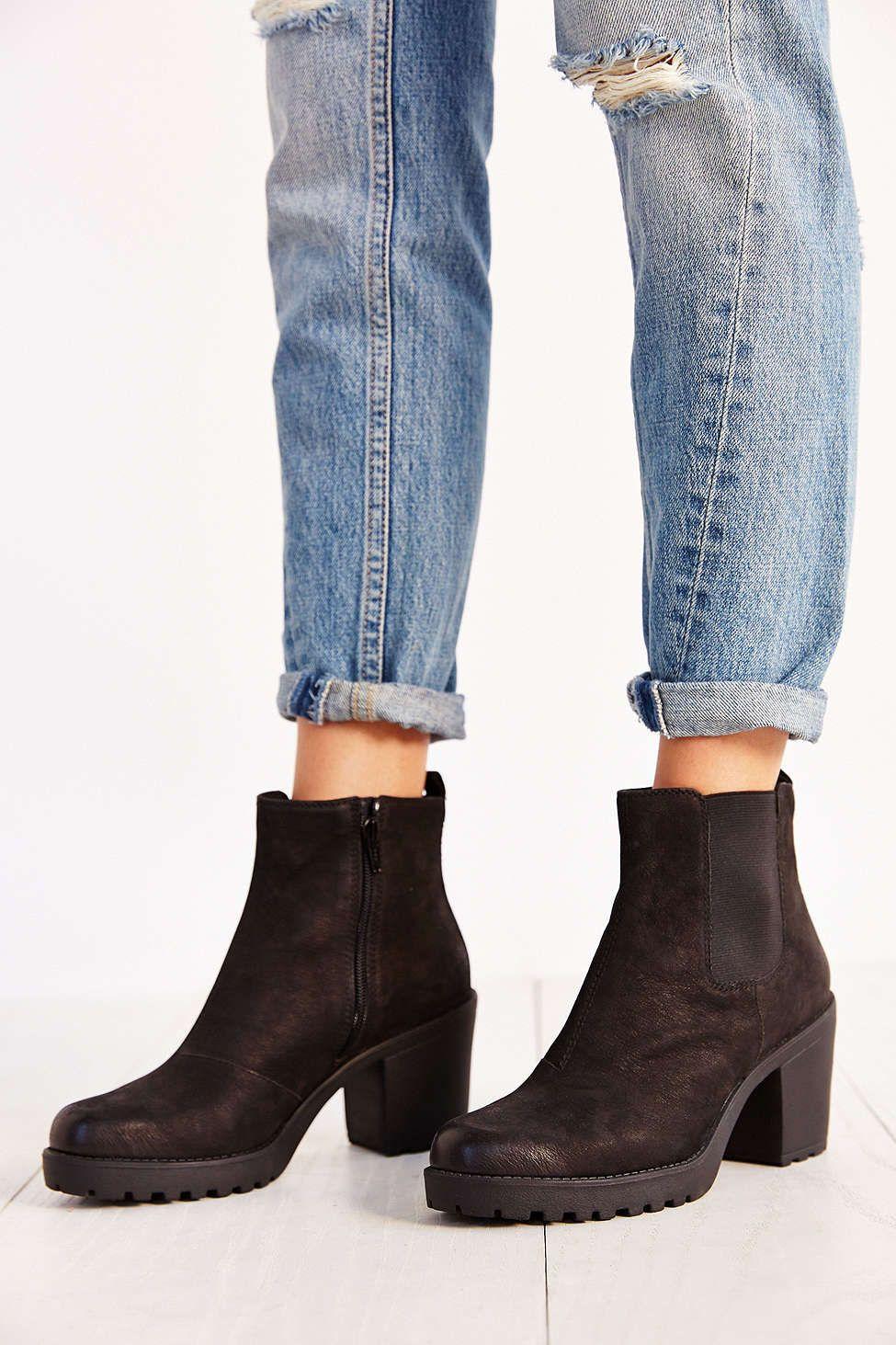 Vagabond Shoemakers Grace Platform Ankle Boot   Fashion   Boots ... b8a964178d