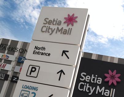 Check Out New Work On My Behance Portfolio Setia City Mall Http On Be Net 1jutl51 Behance Design Grafico
