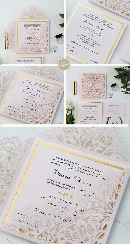 Pin on Wedding Invitations & DIY Tutorials
