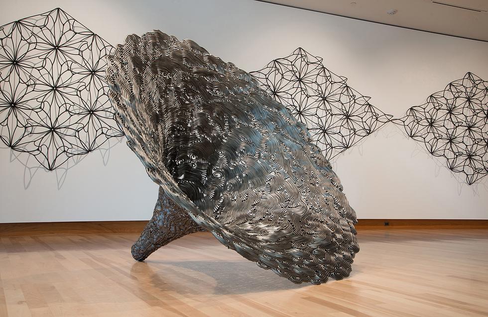 John Bisbee - Nail sculptures | Art | Pinterest | Museums, Unusual ...
