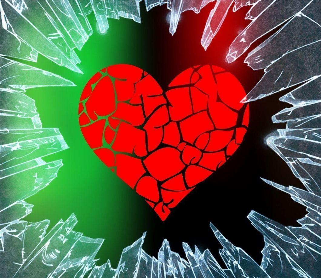 Saiba Como Lidar Com Um Coracao Partido Apos Um Fora Broken Heart Art Broken Heart Broken Heart Images