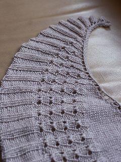 Fireflies Rising Shawlette knit in Juno Fibre Arts Alice yarn. Pattern available on Ravelry