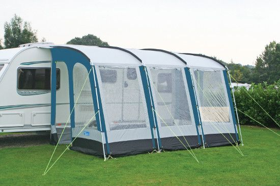 Kampa Rally 390 Caravan Porch Awning ستاير كرفان Caravan