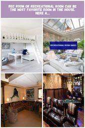 Photo of Relaxing Recreational Room Ideas & Pictures #interior design #ideas #mancave #Pr ….