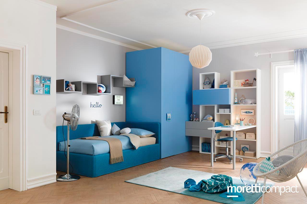 Camerette Moretti Compact | MorettiCompact | Cameretta | Pinterest ...